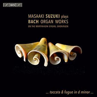 Bach, J.S. / Suzuki, Masaaki - Organ Works 1 [SACD] USA import