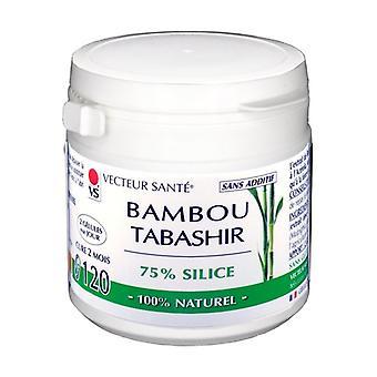 Bambou Tabashir 120 capsules