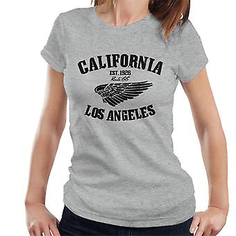 Route 66 California Wing vrouwen T-shirt