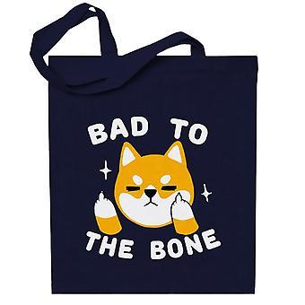 Huono bone koira totebag