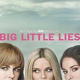 Tette piccole bugie / TV o.s.t. - tette piccole bugie / import USA TV o.s.t. [CD]