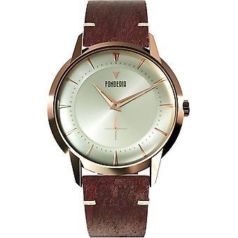 Men's watch Fonderia THE PROFESSOR II automatic - P-6R017UCR