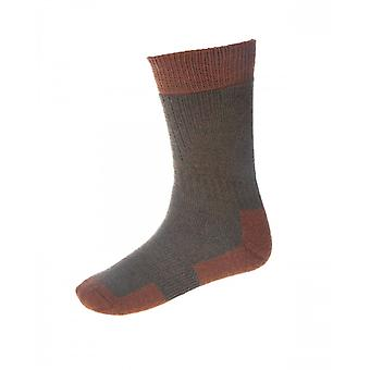 House of Cheviot Walking Socks Glen ~ Bracken