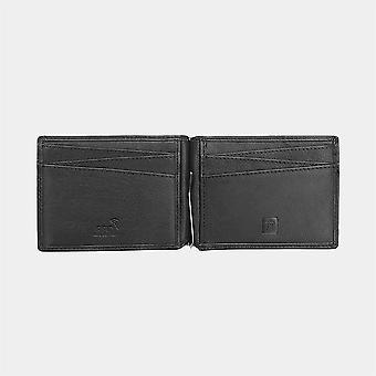 Primehide Leather Mens Portefeuille Argent Clip RFID Blocage Gents Card Holder 3302