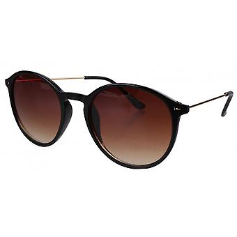 Sunglasses Unisex Wanderer black/orange (20-155)