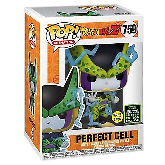 Dragon Ball Z Perfect Cell Glow ECCC 2020 Exclusive Pop