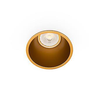 Faro Fresh - Gold Einbau-Downlight GU10 IP44