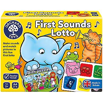 Orchard Toys First Sounds Lotto