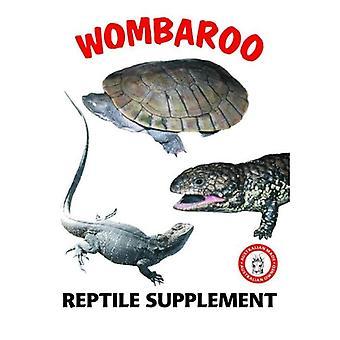 Supplément de Reptile Wombaroo 250g