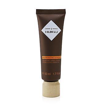 Regenerating & velveting velveting hand cream 253150 50ml/1.7oz