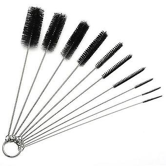 Baby Bottle Brushes, Stainless Steel Multifunctional Cleaning Brush