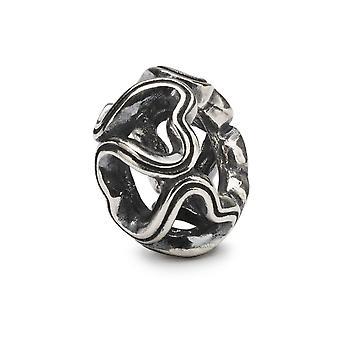 Trollbeads الاسترليني الفضة وصلة حبة TAGBE -10246
