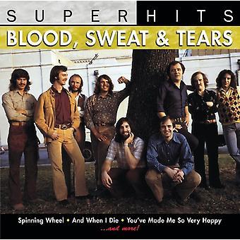 Blood Sweat & Tears - Super Hits [CD] USA import