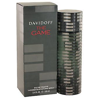 El juego por Davidoff EDT Vaporizador 100ml