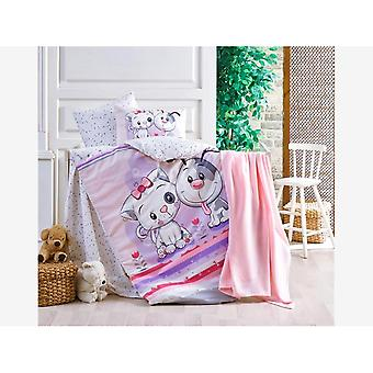 Crystal Baby Duvet Cover Set Besties