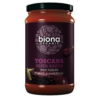 Biona Organicanic Toscana Tuscan style Pasta Sauce Vegan 350g x6