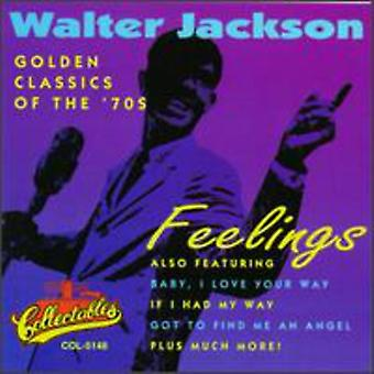 Walter Jackson - Feelings [CD] USA import