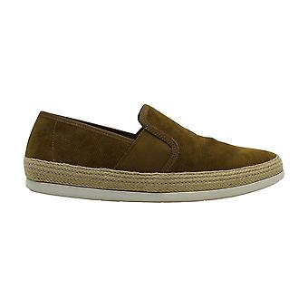Vince Mens Chad Suede Closed Toe Slip On Shoes