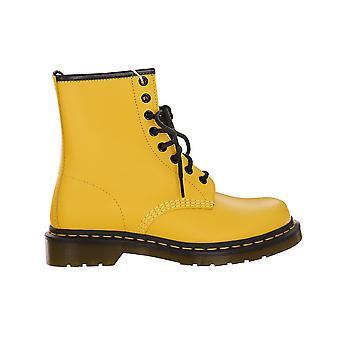 Dr Martens Amarillo Smooth 246147001460 universal todo el año zapatos de mujer