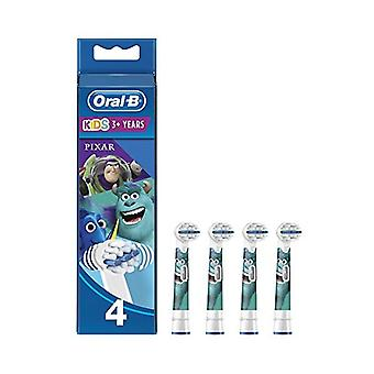 Spare for Electric Toothbrush Oral-B EB-10-4 FFS Pixar