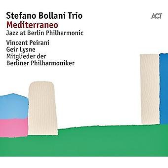 Stefano Bollani Trio - Mediterraneo [CD] USA import