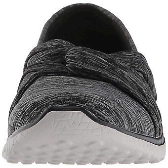 Skechers naisten Microburst-solmu huolissaan Sneaker