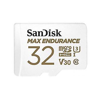 Sandisk Max Endurance Microsdhc Card