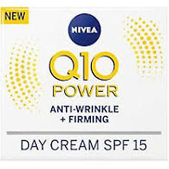 Nivea Q10 Plus Anti-Wrinkle Day Cream SPF15