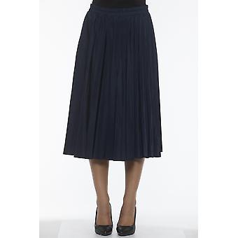Blå kjol Alpha Studio Kvinnor