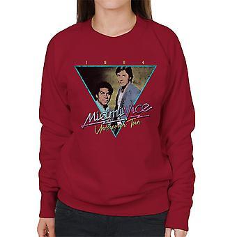Miami Vice Tour Women's Sweatshirt
