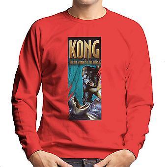 King Kong La 8a Maravilla del Mundo Hombres's Sudadera