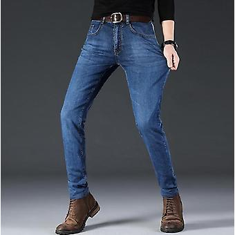 Mannen Jeans, Stretch Long Pants