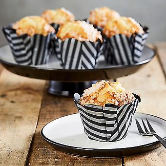 Country Range Frozen Lemon & White Chocolate Tulip Muffins
