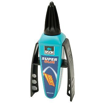 Bison 6308061 Super Glue Rocket 3g