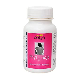 Isoflavones 80 tablets of 750mg