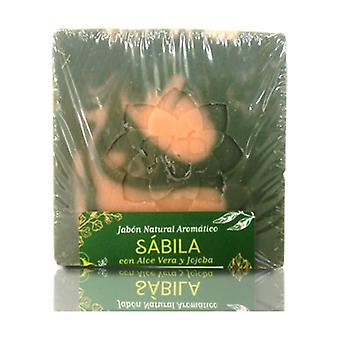 Natural Aloe Soap with Aloe and Jojoba 100 g
