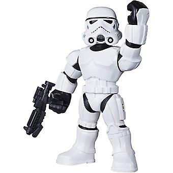 Sw Galactic Heroes Mega Mighties Stormtrooper USA import