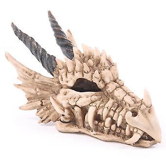 Fantasy dragen kraniet penge boks