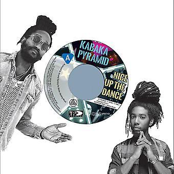 Kabaka Pyramid - Nice Up The Dance [Vinyl] USA import