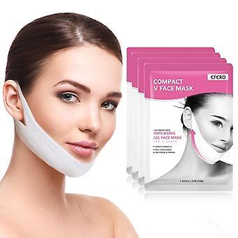Firming Lift Haut Gesicht Maske Chin V-förmige Schlankheitsmaske Chin Gesichtsmasken