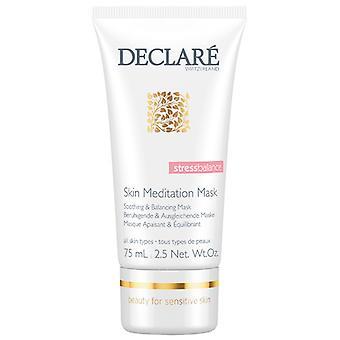 Declaré Stress Balance Skin Meditation Mask 75 ml