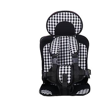 Portable Stroller Seat- Baby Feeding Chair, Soft Pad Adjustable, Puff Seat