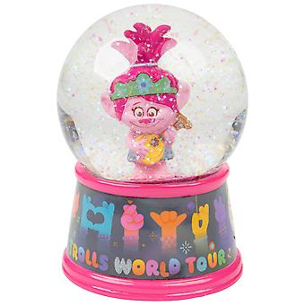 "Trolls World Tour Chitarra 6"" Light Up Snow Globe"