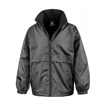 Resultado Core Junior Microfleece Lined Jacket R203J