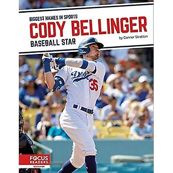 Biggest Names in Sports Cody Bellinger Baseball Star by Connor Stratton