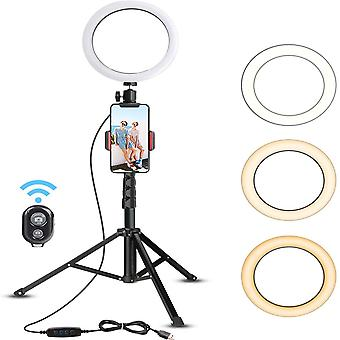 20Cm/26cm/30cmled anneau léger est employé pour la lumière de remplissage d'appareil-photo et d'auto-timer