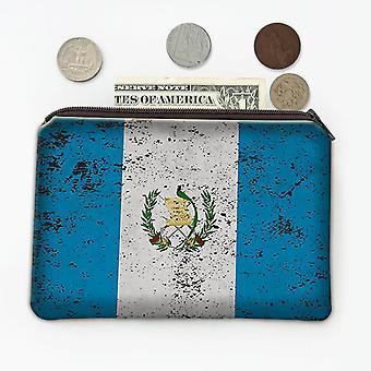 ギフトコイン財布:グアテマラ国旗