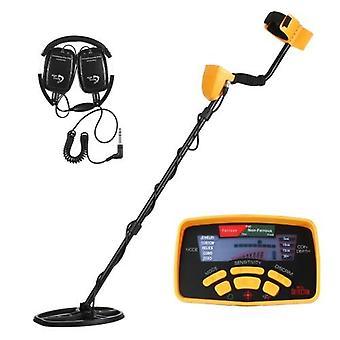Professional High Sensitivity Underground Metal Detector MD-6350