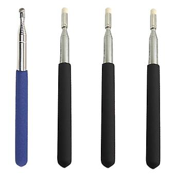 4 Pcs- Telescoping, Teacher Pointer Stick For Classroom Electronic Whiteboard