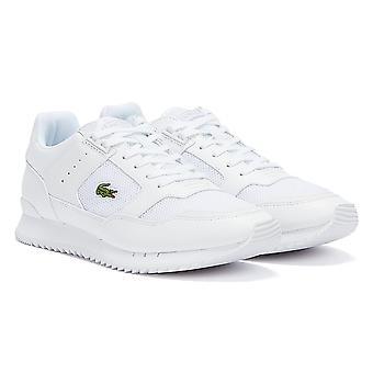Lacoste Partner Piste 721 1 Mens White / White Trainers